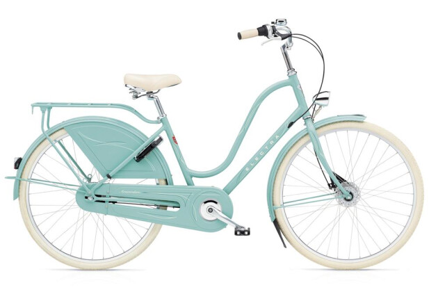Hollandrad Electra Bicycle Amsterdam Royal 8i Ladies' Aquamarine 2019
