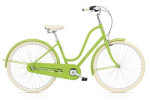 Hollandrad Electra Bicycle Amsterdam Original 3i Ladies' Spring Green