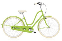 Hollandrad Electra Bicycle Amsterdam Original 3i Ladies' Spring Green