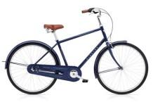 Hollandrad Electra Bicycle Amsterdam Original 3i Men's Dark Blue Metallic