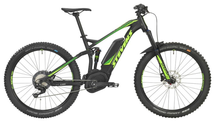 E-Bike Stevens E-Maverick+ 2019