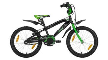 "Kinder / Jugend Noxon BMX 20"" black/green BMX 20"""