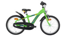 "Kinder / Jugend Noxon Bolt Alu 18"" speedgreen matt Sporty 18"""