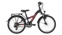 "Kinder / Jugend Noxon Steamer 20"" black matt Sporty 20"" 3G"