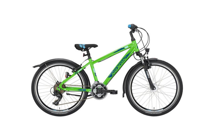 "Kinder / Jugend Noxon Duke FG ND Dirt 24"" bright green Dirt 24"" 2019"