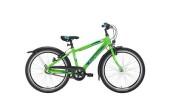 """Kinder / Jugend Noxon Duke ND Dirt 24"""" bright green Dirt 24"""" 7G"""