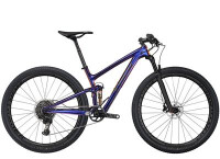 Mountainbike Trek Top Fuel 9.9 SL Lila
