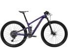 Mountainbike Trek Top Fuel 9.8 SL Lila