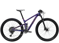Mountainbike Trek Top Fuel 9.8 SL Lila