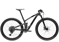 Mountainbike Trek Top Fuel 9.8 SL Schwarz