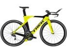 Rennrad Trek Speed Concept Gelb