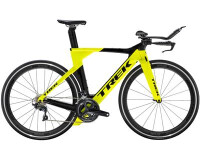 Rennrad Trek Speed Concept Gelb