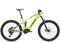 E-Bike Trek Powerfly LT 9.7 Plus Gelb