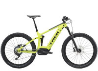 E-Bike Trek Powerfly FS 7 Plus Grün