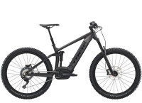 E-Bike Trek Powerfly FS 7 Plus Schwarz