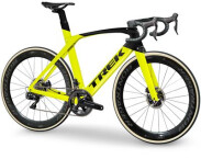 Race Trek Madone SLR 9 Disc Gelb