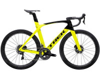 Race Trek Madone SLR 8 Disc Gelb