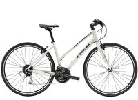 Crossbike Trek FX 3 Women's Stagger Weiß
