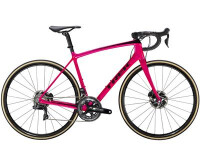 Race Trek Émonda  SLR 9 Disc Women's Pink