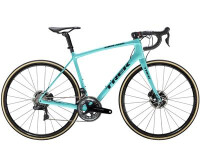 Race Trek Émonda  SLR 9 Disc Women's Grün