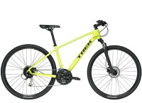 Crossbike Trek Dual Sport 3 Grün