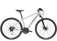 Crossbike Trek Dual Sport 3 Silber