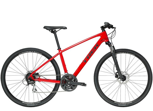 Crossbike Trek Dual Sport 2 Rot 2019