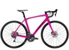 Rennrad Trek Domane SLR 6 Disc Women's Pink
