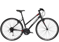 Crossbike Trek FX 3 Women's Stagger Schwarz
