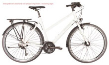 Trekkingbike Maxcycles Traffix 27 G Shim. XT Mix
