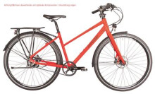 Citybike Maxcycles Traffix 2 24 G Shim. Deore Mix