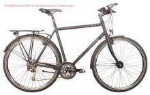 Trekkingbike Maxcycles Steel Lite 30 G Shim. XT Mix Disc