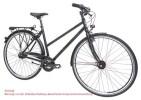 Citybike Maxcycles Steel Lite Trapez 20 G SRAM Via GT Mix