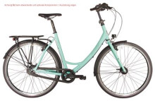 E-Bike Maxcycles City Lite 8 G Freilauf Ansmann