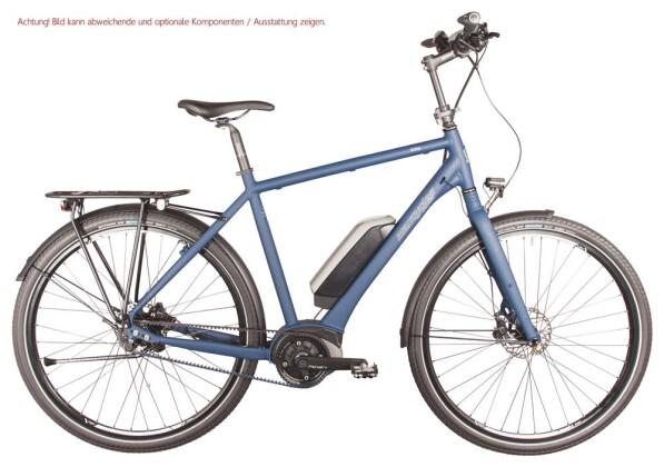 E-Bike Maxcycles ELite Bosch Man 8 G Freilauf Gates PL 2019