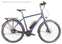 E-Bike Maxcycles ELite Bosch Man 8 G Freilauf Gates ALP