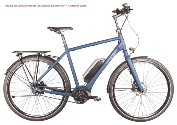 E-Bike Maxcycles ELite Bosch Man 8 G Alfine Gates DiscPL 2019