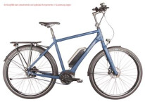 E-Bike Maxcycles ELite Bosch Man 14 G Rohloff Gates Disc PL