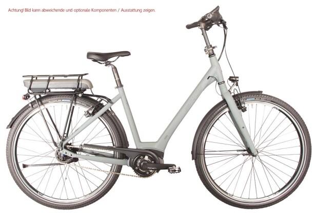 E-Bike Maxcycles ELite Bosch Wave 8 G Freilauf PL 2019