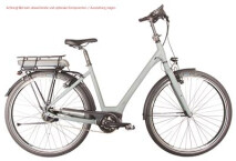 E-Bike Maxcycles ELite Bosch Wave 8 G Alfine Gates PL