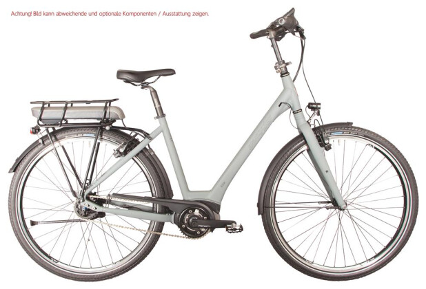 E-Bike Maxcycles ELite Bosch Wave 8 G Alfine Gates PL 2019
