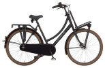 Lastenrad Cortina U4 Transport Denim Damenrad