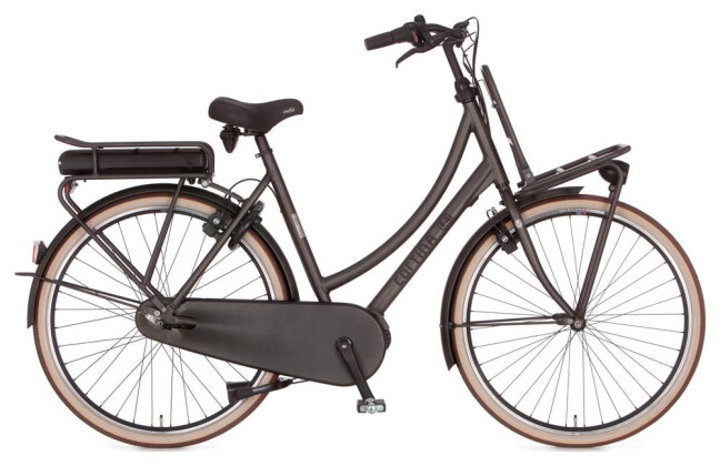 E-Bike Cortina E-U4 Transport RAW Damenrad 2019