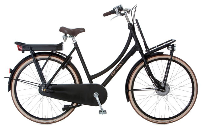 E-Bike Cortina E-U4 Transport Damenrad 2019