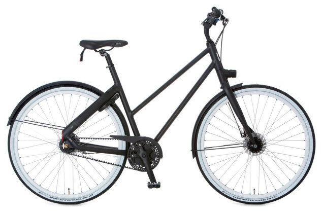 Urban-Bike Cortina Blau Damenrad 2019