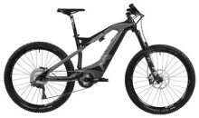 E-Bike M1-Sporttechnik Spitzing Evolution Pedelec anthracite
