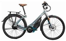 E-Bike M1-Sporttechnik Schwabing Pedelec Belt blau