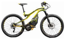 E-Bike M1-Sporttechnik Sterzing CC Pedelec gelb