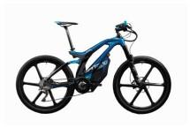 E-Bike M1-Sporttechnik Spitzing Worldcup blau