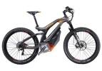 E-Bike M1-Sporttechnik Spitzing Plus Pedelec orange